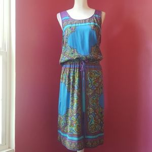 Hale Bob Silk Dress